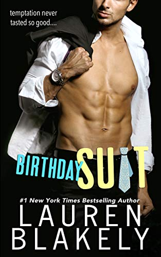 Birthday Suit on Kindle